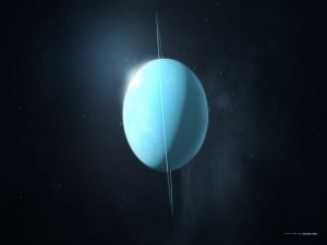 Urano, el séptimo planeta del Sistema Solar