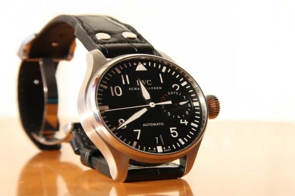 Reloj de pulsera IWC Schaffhausen