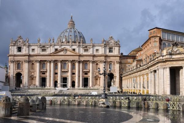 Basílica de San Pedro, Ciudad del Vaticano