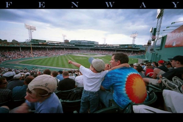 Fenway Park, estadio del equipo de béisbol Boston Red Sox