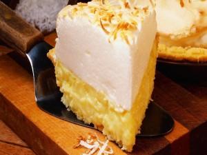 Postal: Tarta de nata y crema