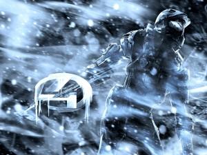 Postal: Halo 4 - Tormenta glacial