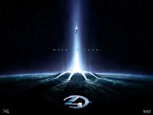 Postal: Halo 4: Despierta John