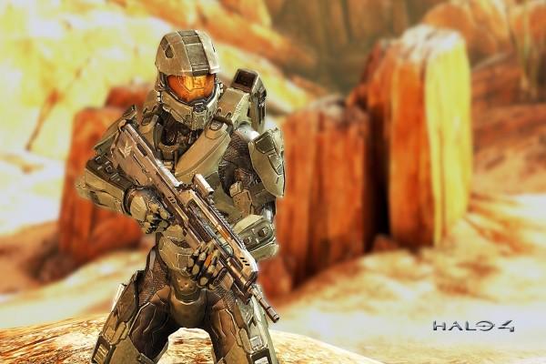 Halo 4, listo para el combate
