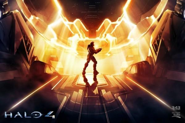 Halo 4, desarrollado por 343 Industries