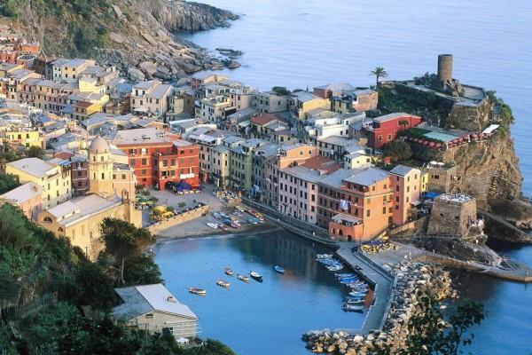 Vernazza, Cinque Terre (Italia)
