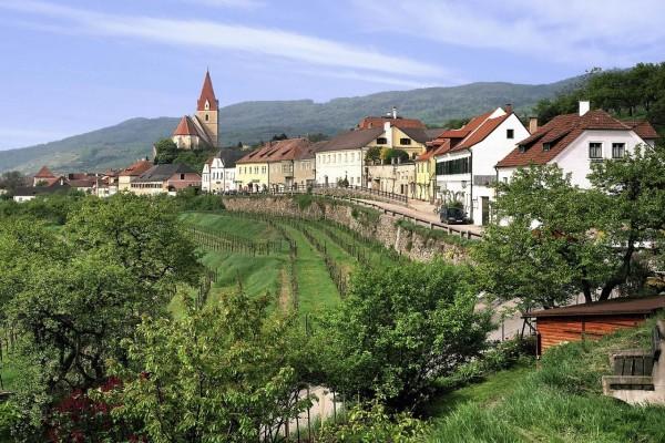 Región de Wachau, Austria