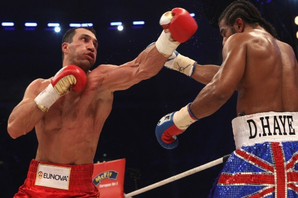 Wladimir Klitschko vs David Haye