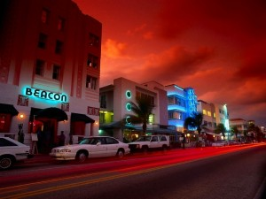 Postal: The Beacon Hotel: Miami Beach