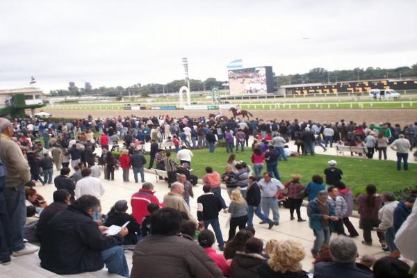 Hipódromo de Palermo, Buenos Aires, Argentina