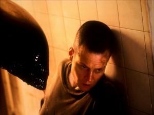 """Alien y Ripley en """"Alien 3"""""""