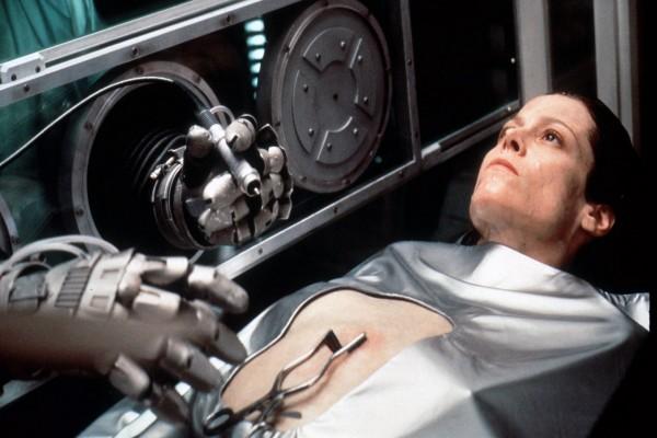 """Ripley en """"Alien: resurrección"""""""