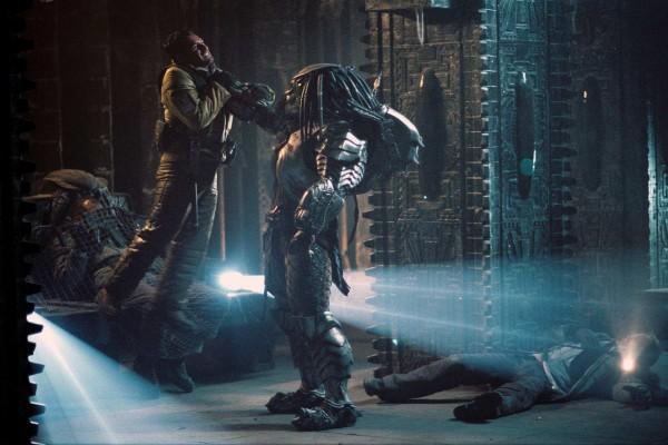 """Escena de """"Alien vs. Depredador"""""""