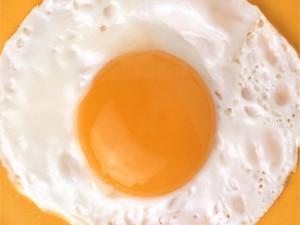 Un huevo a la plancha