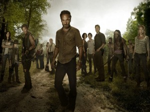 The Walking Dead, personajes de la tercera temporada
