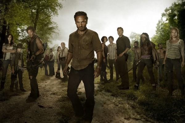 The Walking Dead, personajes de la tercera temporada