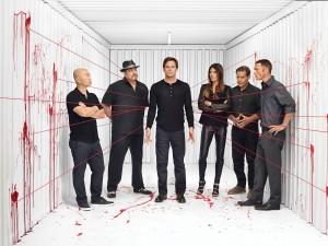 Postal: Los compañeros de trabajo de Dexter