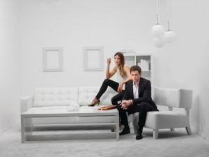Actores principales de la serie Dexter: Michael C. Hall y Jennifer Carpenter