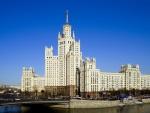 Hotel Radisson-Royal, Moscú