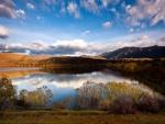 Lago Hayes (Nueva Zelanda)