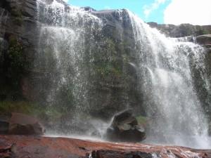 Salto Pacheco o Cascadas Pacheco (Venezuela)