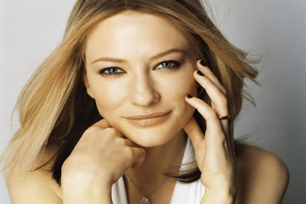 La actriz Cate Blanchett