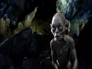 Gollum en El Hobbit