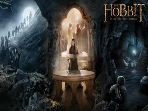 Postal: El hobbit: un viaje inesperado