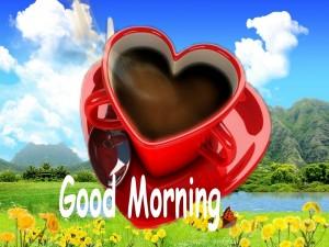 Buenos días con amor