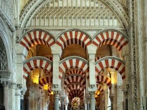La Mezquita de Córdoba (España)