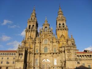 Catedral de Santiago de Compostela, Galicia, España
