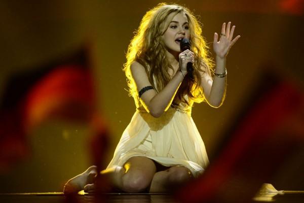 Emmelie de Forest, ganadora del Festival de Eurovisión 2013