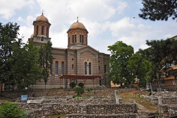 Catedral ortodoxa en Constanza (Rumania)