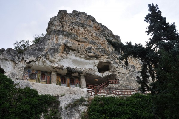 Monasterio ortodoxo de Basarbovo (Bulgaria)