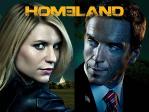 "Postal: Serie de televisión ""Homeland"""