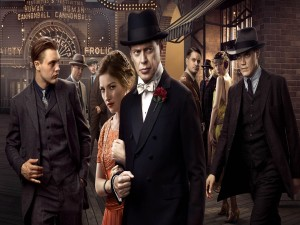 "Personajes de la serie ""Boardwalk Empire"""