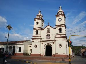 Iglesia de San Antonio de Padua, Santander de Quilichao (Cauca, Colombia)