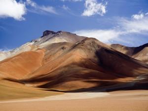 Colores del Altiplano boliviano