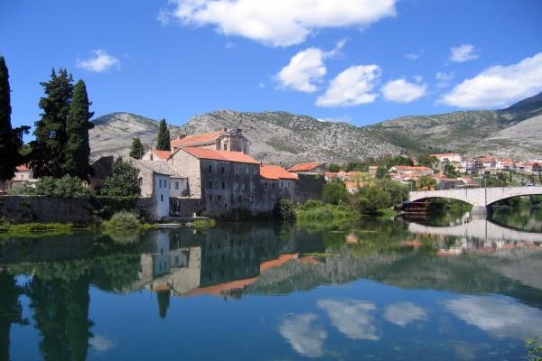 Trebinje, en Bosnia y Herzegovina