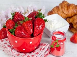 Un delicioso desayuno