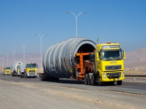 Transporte pesado