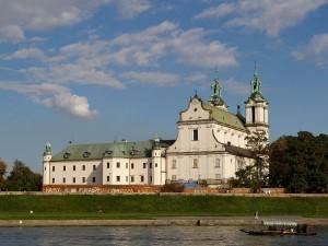 Iglesia de San Estanislao en Cracovia, Polonia