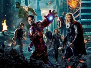 Postal: Los Vengadores (The Avengers)