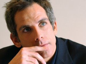 El actor cómico Ben Stiller