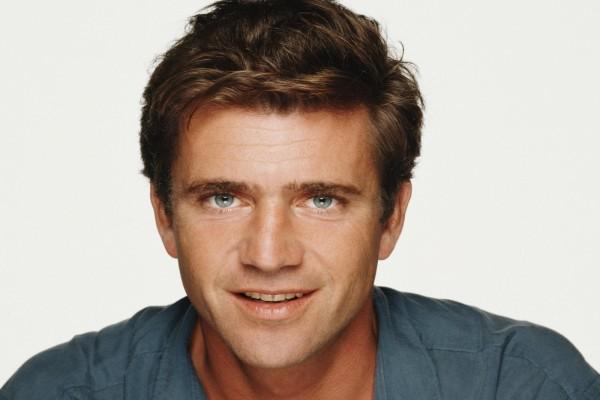 Un joven Mel Gibson