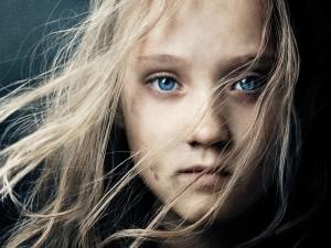 """Isabelle Allen es la joven Cosette en """"Los Miserables"""""""