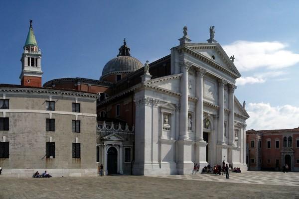 Basílica de San Giorgio Maggiore, Venecia, Italia