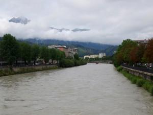 Río Eno (Inn), Innsbruck