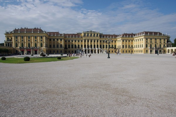 Palacio de Schönbrunn, Viena, Austria