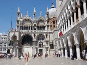 Basílica de San Marcos en Venecia
